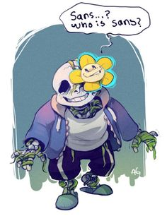 FLOWEY WHAT HAVE YOU DONE!?!?