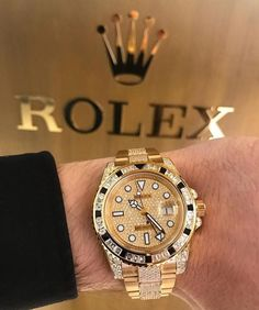 Mens Watches – Break Out From Boring Cheap Watches For Men, Luxury Watches For Men, Gold Rolex, Rolex Gmt Master, Sport Watches, Watch Brands, Fashion Watches, Michael Kors Watch, Gold Watch