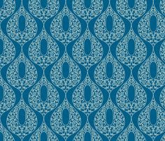 umbra_linen fabric by holli_zollinger on Spoonflower - custom fabric reminds me of some 18th century ottoman Turkish fabrics.