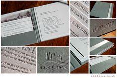 Bespoke Wedding Invitations and Bespoke Wedding Stationery Design Service