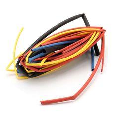 126cm Heat Shrink Heatshrink Tube Tubing Wraps Wire Electronic Insulation Materials Kit 1mm 1.5mm 2.5mm 3mm 4mm Popular