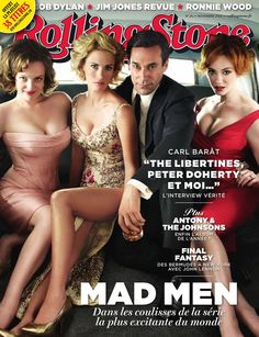 Mad Men / Rolling Stones Cover