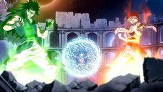Gajeel, Wendy, Natsu - Fairy Tail's Dragon Slayers