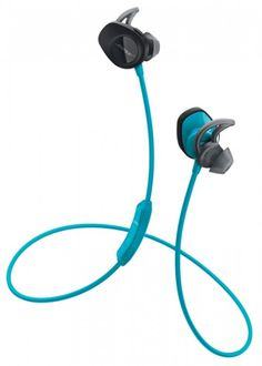 The Bose® SoundSport Wireless Headphones deliver clear, full-range sound, to let you listen to your favourite music anytime, anywhere. But are perfectly suited for working out.