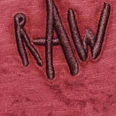 G-Star RAW | Heren | T-shirts | Nuelik Slub T-shirt , Fig
