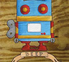 Robot, Cute: Photographic Prints | Redbubble