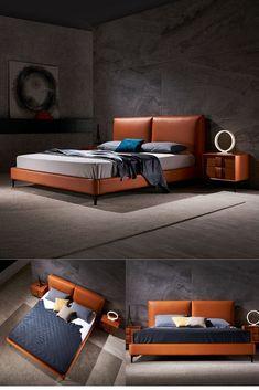 Bedroom Lamps Design, Master Bedroom Interior, Bedding Master Bedroom, Modern Bedroom, Bedroom Decor, Bedroom Furniture, Furniture Design, Home Goods Decor, Home Decor