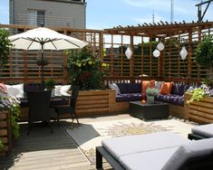 roof top design pictures | ... Patio In Rooftop Design Contemporary Garden And Patio Rooftop Design