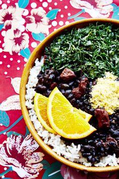 Idée recette Brésilienne : la #Feijoada / Brésil chic ! Concours GLAMOUR