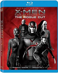 From 5.55 X-men: Days Of Future Past - Rogue Cut [blu-ray] [2014]