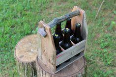 Beer Caddy – Chad Floyd Woodworks