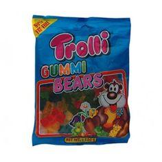Trolli Gummy Bear 150g