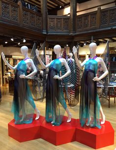 Scarf Wings | Scarf Hall | Liberty | London