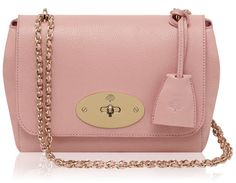 Mulberry - Lily in Blush Glossy Goat