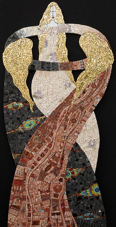 Mosaic~Three Graces
