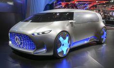 Mercedes Benz Vision Tokyo