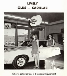 Annualmobiles: Lively Olds Cadillac