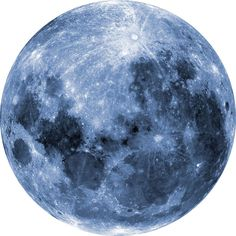 Moon Nature Themed Fabric Wall Sticker (Circle)