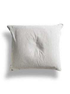 Black Tick Throw Pillow by MATTEO at Gilt