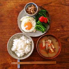 mmaaaiiii - Tumblr Clean Recipes, Cooking Recipes, Healthy Recipes, Japanese Dishes, Japanese Food, Finger Food Catering, Singapore Food, Exotic Food, Food Places