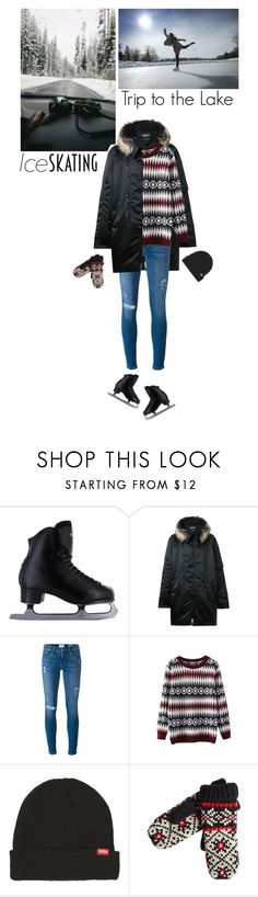 """my skating outfit nr 2"" by helena99 ❤ liked on Polyvore featuring adidas Originals, Frame and Vans"