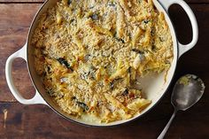Kale Macaroni and Cheese in Homage to Woodberry Kitchen recipe on Food52