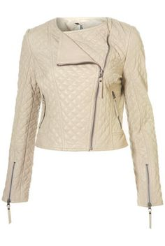 Great jacket for $350...lots of zippers... Spanx maybe feel??  :)