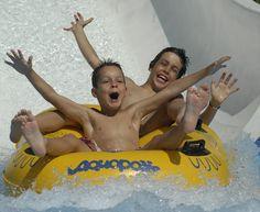 Aquopolis, Patos al Agua | Duendes en Madrid - Planes con niños