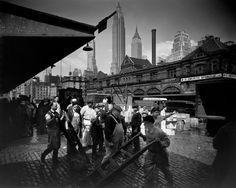 anthony luke's not-just-another-photoblog Blog: Photographer Profile ~ Berenice Abbott