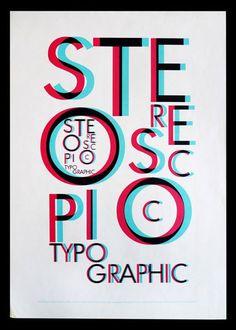 Poster, design by Mike Lemanski  https://serifchocolate.com/category/chacharas-tipograficas/