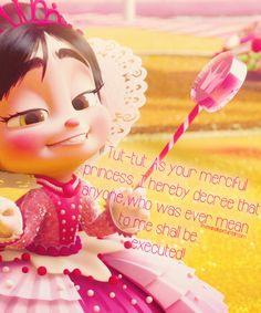 (Wreck It Ralph) Princess Venellope Von Schweetz Sugar Rush. Well, things got more interesting here XD