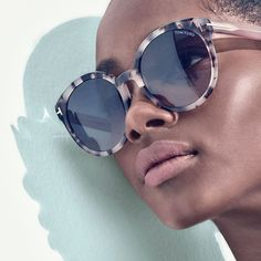 b49fc331ba79 Let the sun shine on with Tom Ford. The Philippa Two-Tone Sunglasses are  the ultimate cosmopolitan accessory.