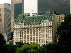 New York's famed Fifth Avenue hotel-turned-apartment building The Plaza