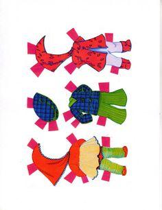 Paper Dolls~Sweet Treat Kiddles - Bonnie Jones - Picasa Webalbum