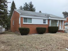 Investment property in Inkster, MI. For information on low risk mortgage backed investments, please contact us at rwebster@scinvestments.org.