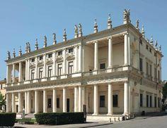 Palladio  - Palazzo Chiericati (1550)