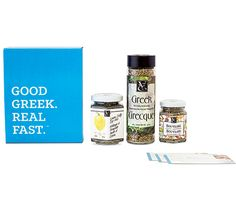 Good+Greek.+Real+Fast.™