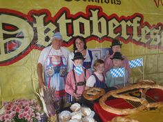 Oktoberfest! Photo by @JuergensBakery