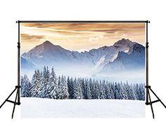 Snow Forest Background Studio Winter Scene White Ice Moun... https://www.amazon.com/dp/B01MFC0R8E/ref=cm_sw_r_pi_dp_x_nQXdybRGKHYD8