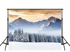 Snow Forest Background Studio Winter Scene White Ice Moun... https://www.amazon.com/dp/B01MFC0R8E/ref=cm_sw_r_pi_dp_x_nQXdybRGKHYD8