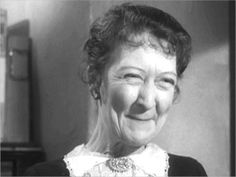 Esma Ellen Charlotte Cannon (1905 - 1972) was a diminutive Australian-born character actress, who moved to England in the early 1930s. (Seen here in 'Carry On Regardless' 1961)