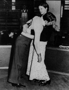Dancing for your supper during the great depression
