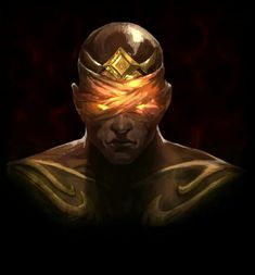 New Lee Sin Skin Teaser - League of legends