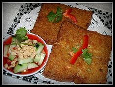 Thai Toast from Chana Thai in Inglewood, CA