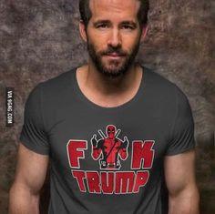 Ladies and gents...Ryan Reynolds.