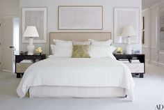 4 Secrets to Perfect White Bed Linens