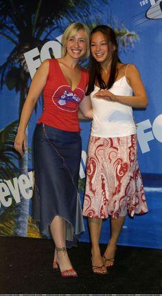 Kristin Kreuk TCA 2002