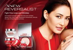 Avon Anew Reversalist #skincare collection!