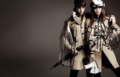 Jake Cooper by Mario Testino for Burberry Prorsum Fall 2011 Campaign (November 2011)Clear Intentions–Jake Cooper steps out front for November's chapter from Burberry Prorsum's fall 2011 campaign. Starring alongside Felicity Jones, the Select model is photographed by Mario Testino with a focus on the label's stylish revamp of the classics.