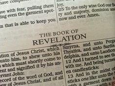Revelações Apocalipse Revelado por Jesus Cristo a João